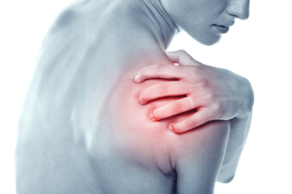 Shoulder pain treatment and recovery